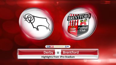 Derby 0-0 Brentford