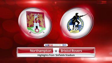 Northampton 2-3 Bristol Rovers