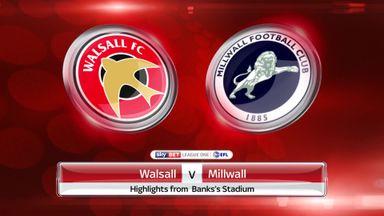 Walsall 2-1 Millwall