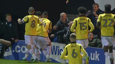 Bury 0-2 Bolton