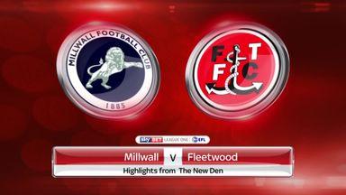 Millwall 2-1 Fleetwood
