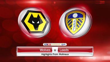 Wolves 0-1 Leeds
