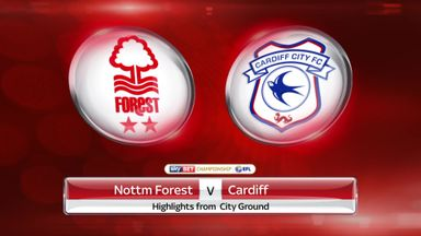 Nott'm Forest 1-2 Cardiff