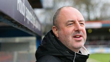 Rochdale boss Keith Hill