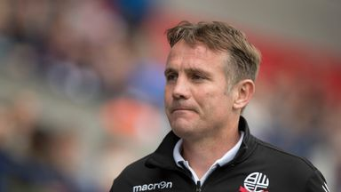 Phil Parkinson: Without Tom Thorpe for Bury test