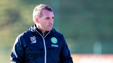 Celtic manager Brendan Rodgers is calling for respect ahead of this Sunday's Old Firm clash