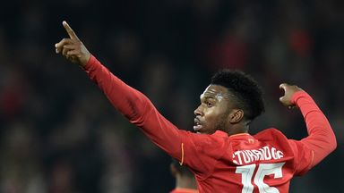 Could Daniel Sturridge be on the move in January?