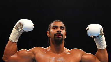 David Haye does not expect to receive a world title shot from the WBA
