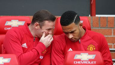 Wayne Rooney and Memphis Depay have been linked to moves away, but what are the odds of a January transfer?