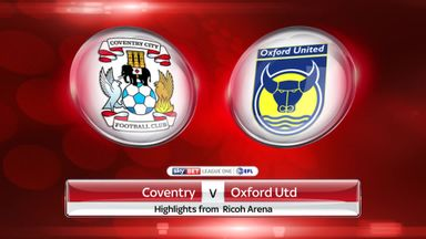 Coventry 2-1 Oxford