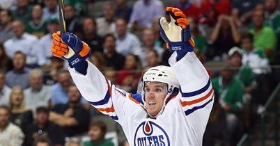 McDavid named youngest NHL captain