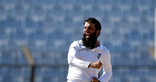 England set Bangladesh target of 286 to win opening test