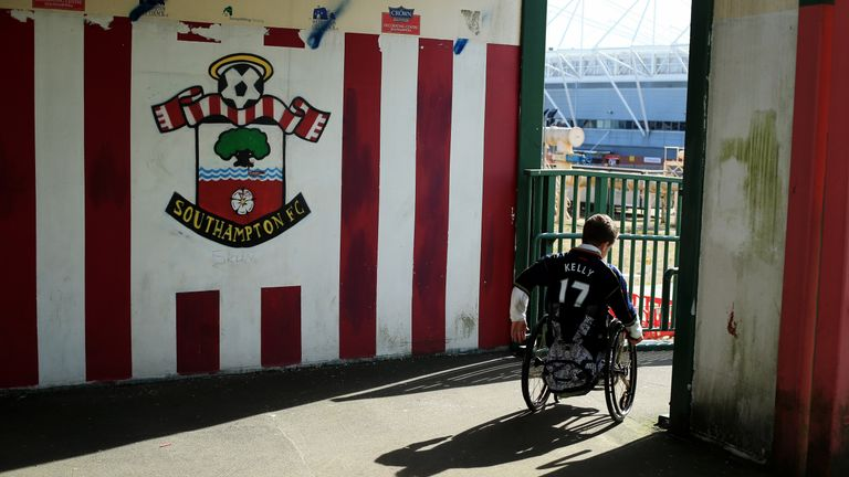Clubs are working hard to improve disabled access, says the Premier League