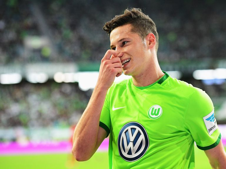 Wolfsburg stand firm on Draxler