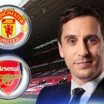 Gary Neville on Man Utd v Arsenal, Jose Mourinho and Wayne Rooney