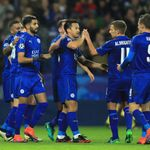 Leicester 2-1 Club Brugge: Foxes qualify for Champions League knockout stages with win