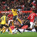 Manchester United 1-1 Arsenal: Olivier Giroud rescues Gunners late on at Old Trafford