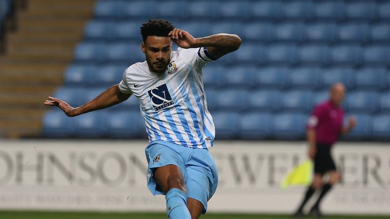 Jordan Willis: Returns for Coventry