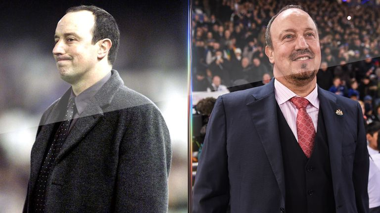 Rafa Benitez has pedigree as a promotion specialist from his time in Spain