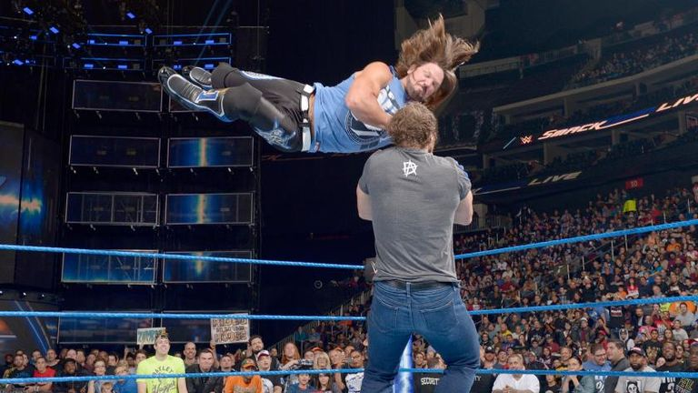 WWE Smackdown Results 01 November 2016 - The war for survival begins
