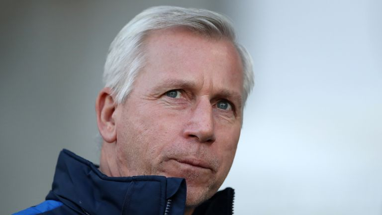 The pressure is growing on Crystal Palace manager Alan Pardew