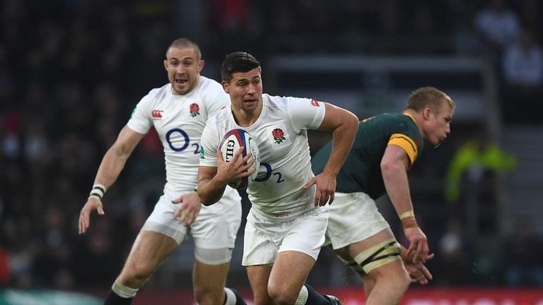 Ben Youngs has advised May to keep things simple