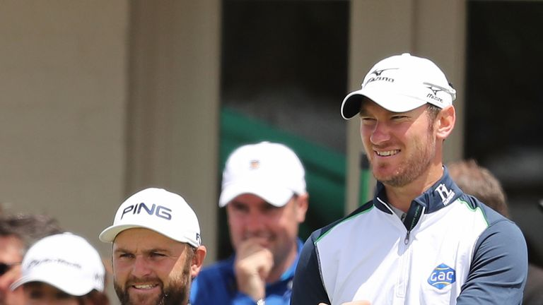 Aussies struggling as Spain surge at World Cup of golf