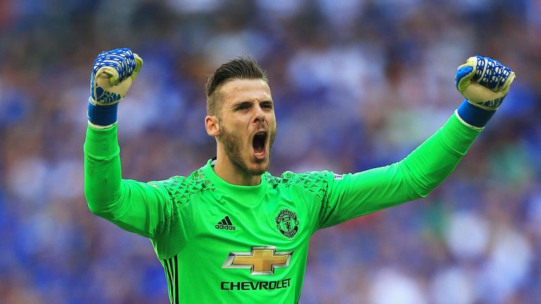 David de Gea has been linked with a return to Spain to join Real Madrid