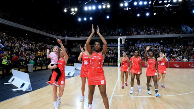 The full-time squad will play in two editions of the Quad Series, the 2017 Fast5 tournament, a home International Series and the 2018 Commonwealth Games