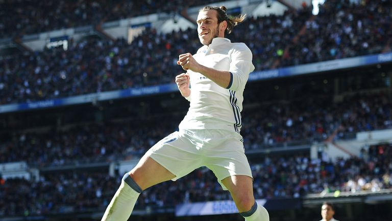 Gareth Bale will miss the Clasico this weekend