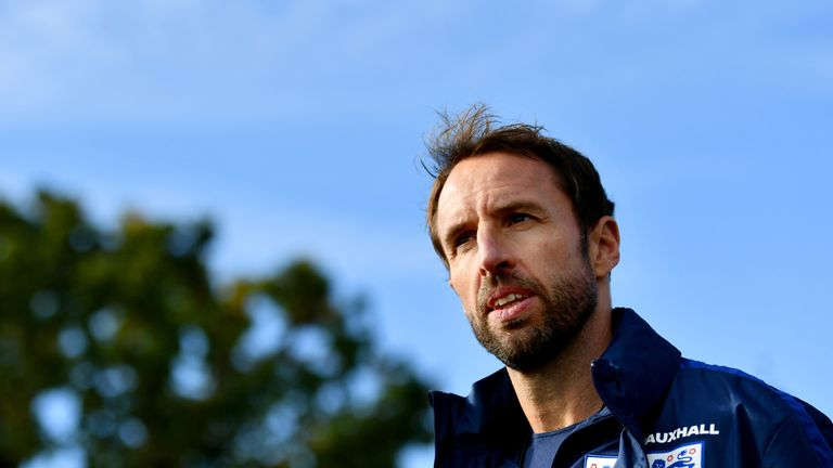 England manager Gareth Southgate will meet the media at 11am on Thursday morning