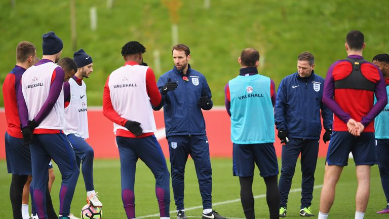 Southgate wants a contract that runs until after Euro 2020