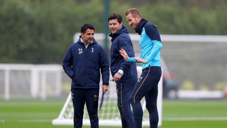 Kane has an excellent relationship with Mauricio Pochettino