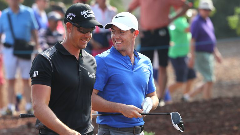 Henrik Stenson will be bidding for his second win at The Emirates