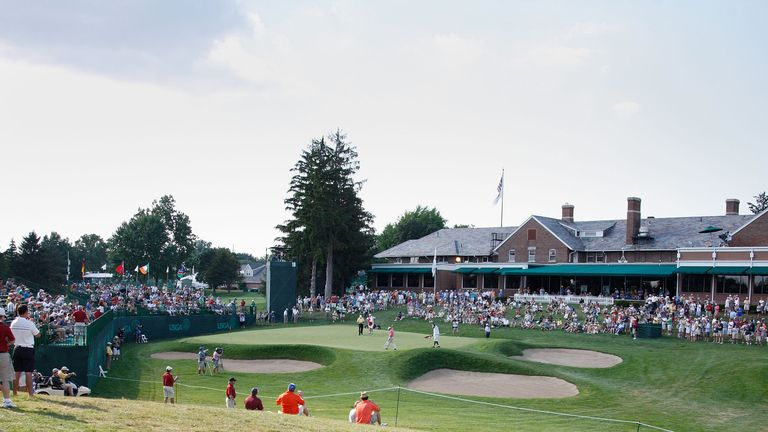 inverness club in ohio chosen as host for 2021 solheim cup