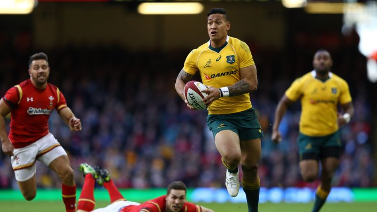 israel folau - photo #15