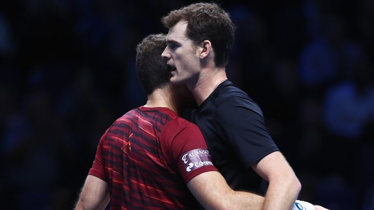 Andy Murray on brink of ATP semi-finals after epic win