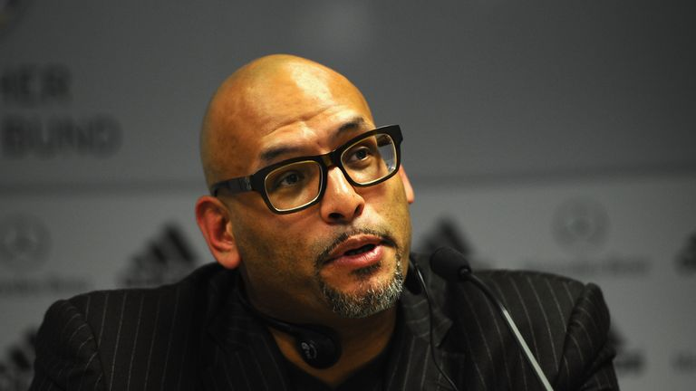 John Amaechi accused football of lacking the will to tackle homophobia