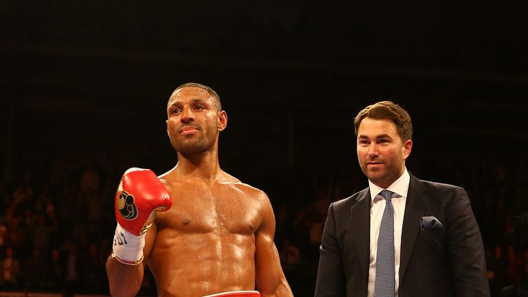 IBF champion Kell Brook will meet his mandatory challenger Errol Spence Jr on Wednesday