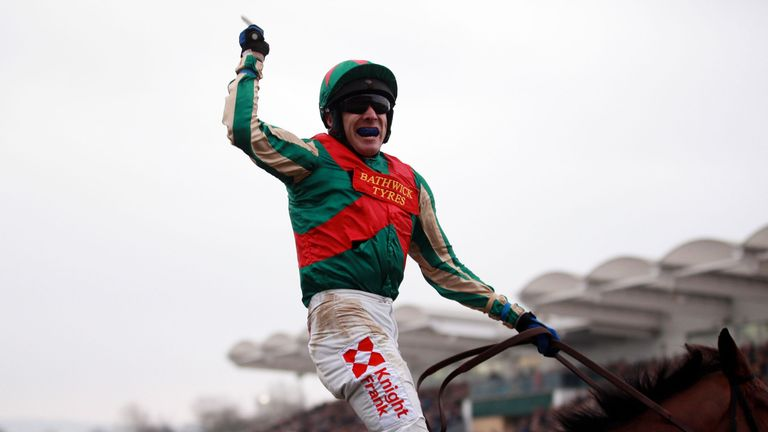 Tom Scudamore could have a short break