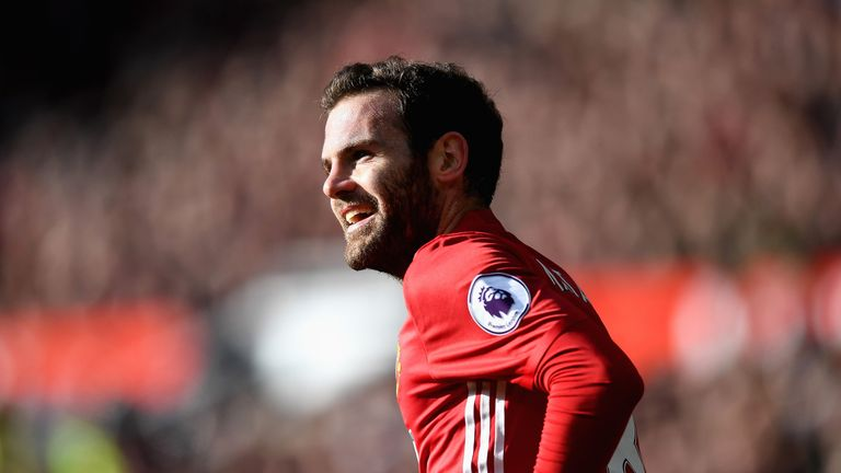 Juan Mata is set to miss the remainder of the campaign