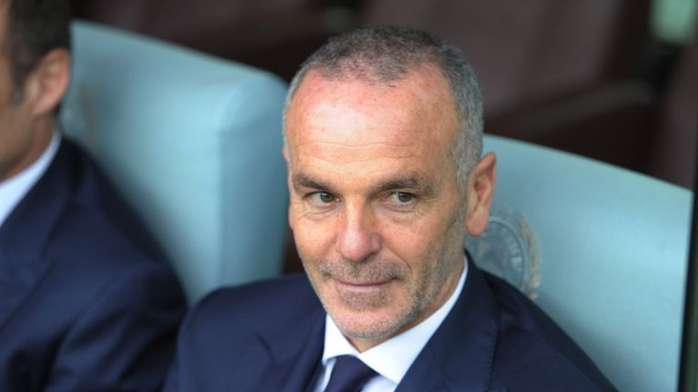 Inter Milan have appointed Stefano Pioli as head coach, replacing the sacked Frank De Boer.