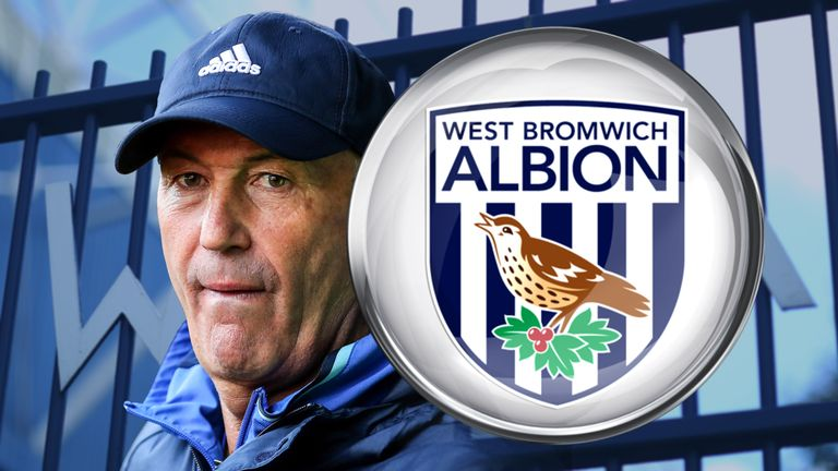 Tony Pulis finds himself in a constant battle to win over the West Brom fans