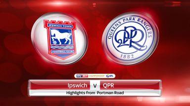 Ipswich 3-0 QPR