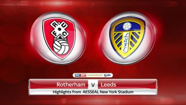 Rotherham 1-2 Leeds
