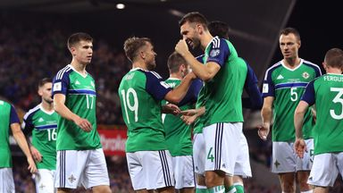 Northern Ireland will face New Zealand in Belfast on June 2