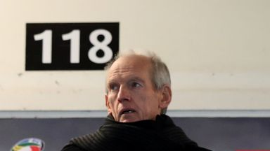 England head coach Wayne Bennett is focused solely on the 2017 World Cup in Australia and New Zealand