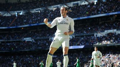 Gareth Bale edges closer to return from injury