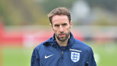Gareth Southgate was on the panel which interviewed candidates for the England U21 job