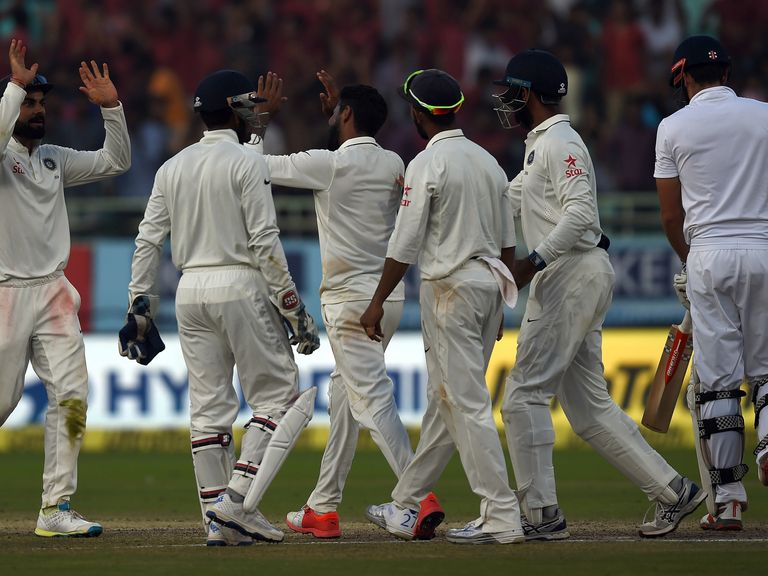 Ashwin and Kohli put India in complete control
